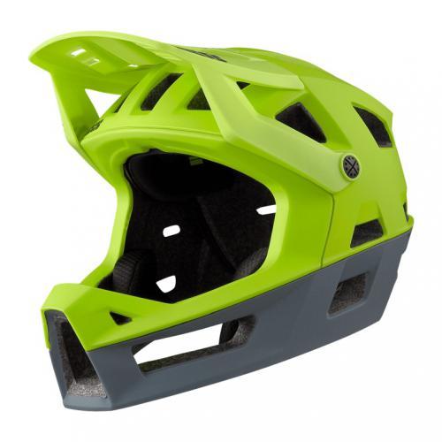 IXS integrální helma Trigger FF Lime