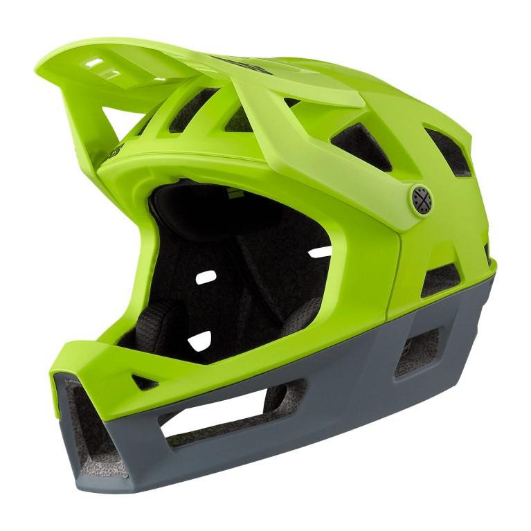 IXS integrální helma Trigger FF Lime - zvìtšit obrázek